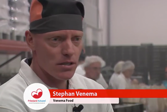 Venema Food - Friesland Actueel op YouTube